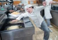 antiscivolo in cucina